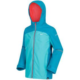 Regatta Hipoint IV Stretch Jacket Girls Enamel/Cermc